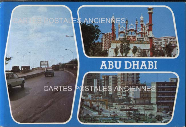 Monde United arab emirates Abou dabi