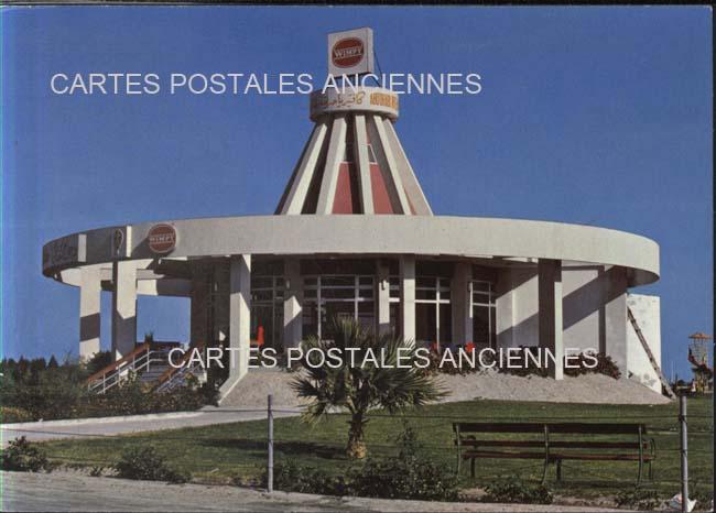 Cartes Postales Anciennes France Monde Émirats arabes unis Abou dabi