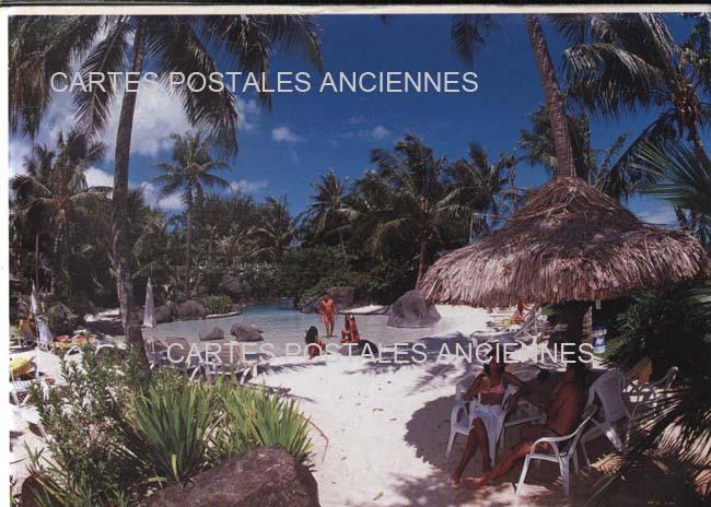 Cartes Postales Anciennes Tahiti Bali hai