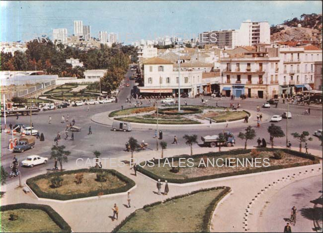 Monde Algérie