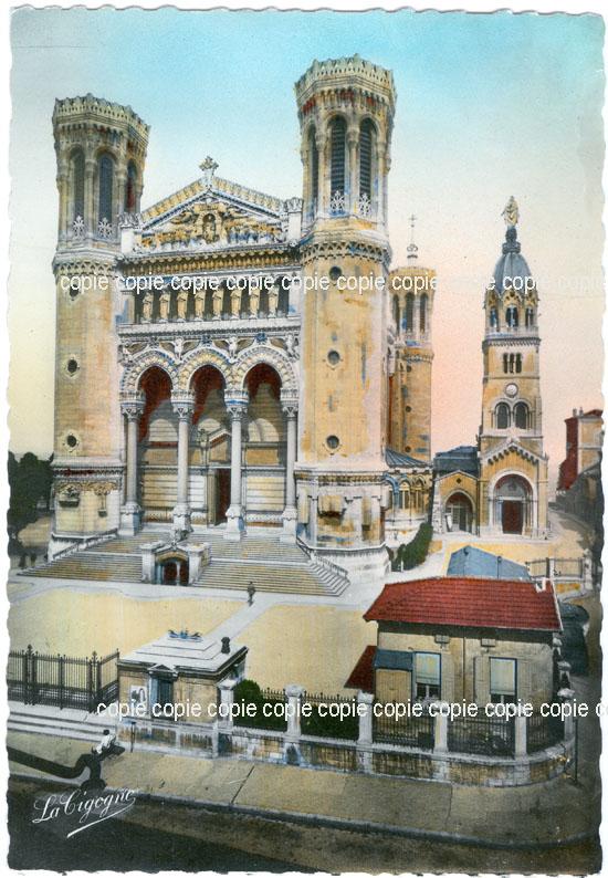Cartes Postales Anciennes  Lyon 5ème Arrondissement