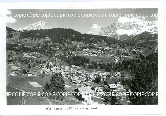 Cartes Postales Anciennes Paysage
