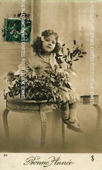 Cartes Postales Anciennes France Personnages fantaisie Personnages fantaisie petite dimension