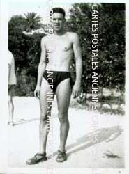Cartes Postales Anciennes  photos Hommes