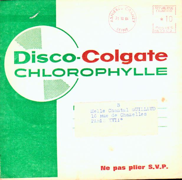 Postcards advertising Médicament