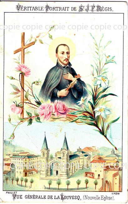 Cartes Postales Anciennes France Religion