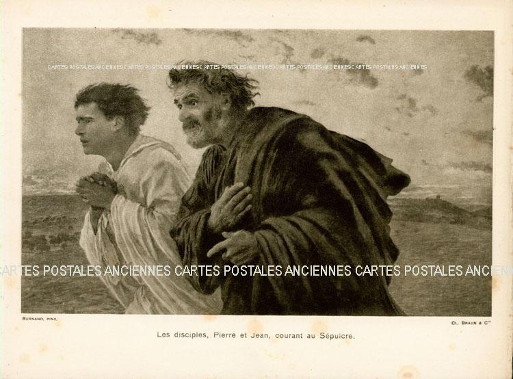 Cartes Postales Anciennes France Religion Divers