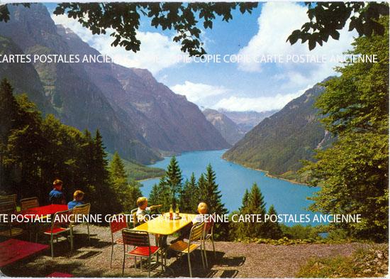 Old Postcards Switzerland