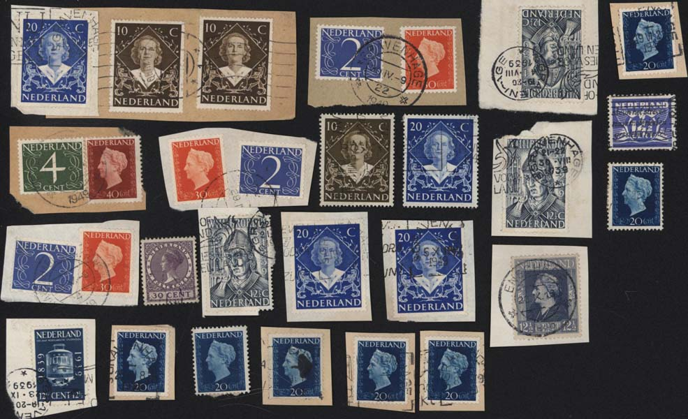 Timbres postes Selling stamps Pays bas
