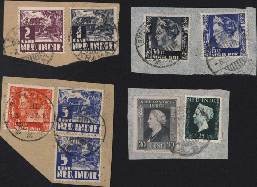 Timbres postes Selling stamps Inde