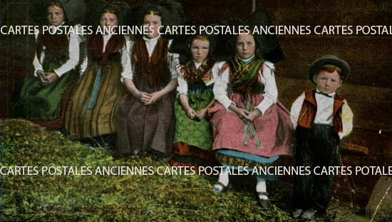Old postcards tradition Tradition alsace Schaeffersheim