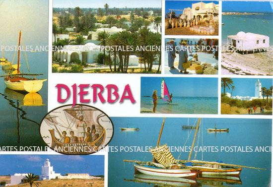 Monde Tunisia  ile de djerba