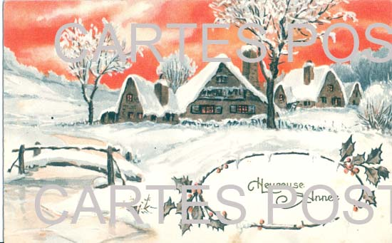 Old Postcards Old postcards fantasy
