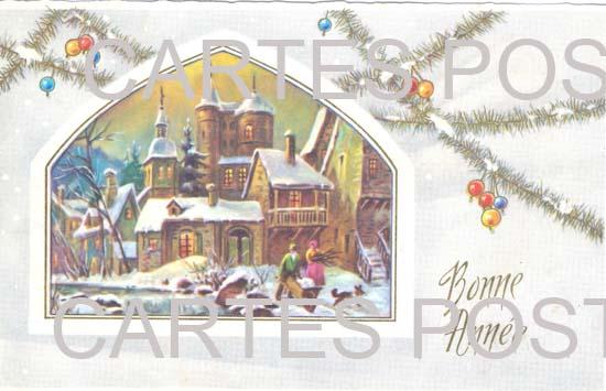 Vintage postcards fantasy