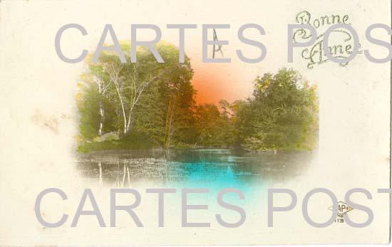 Cartes Postales Anciennes France Fantaisie