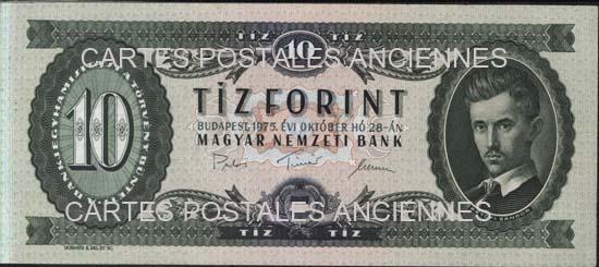 Cartes Postales Anciennes Billets de banque