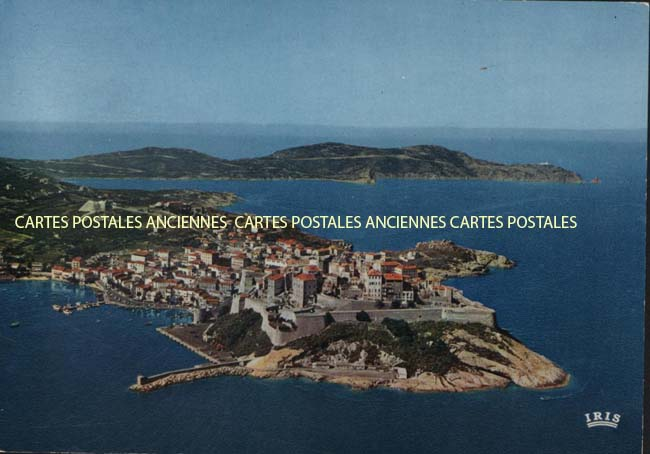 Cartes Postales Anciennes Haute corse   2b Calvi