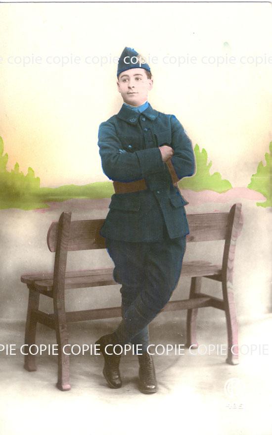 Cartes Postales Anciennes Militaire