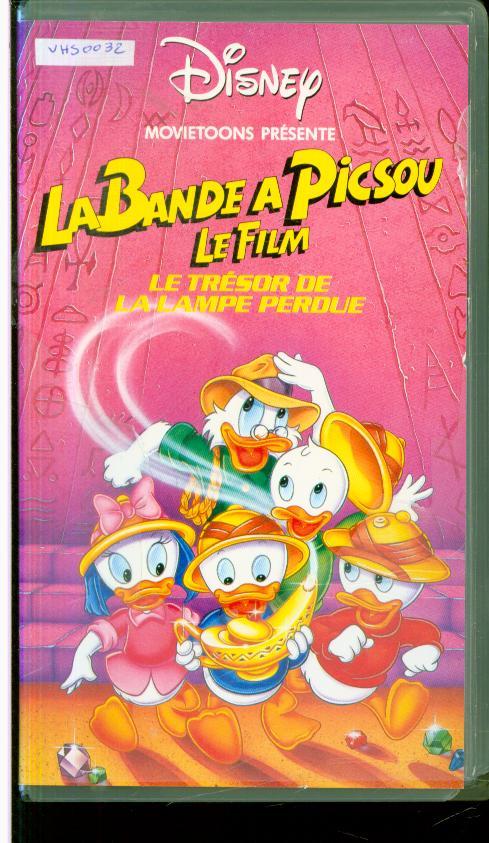 Autres collections  cassettes vhs  dessins animés