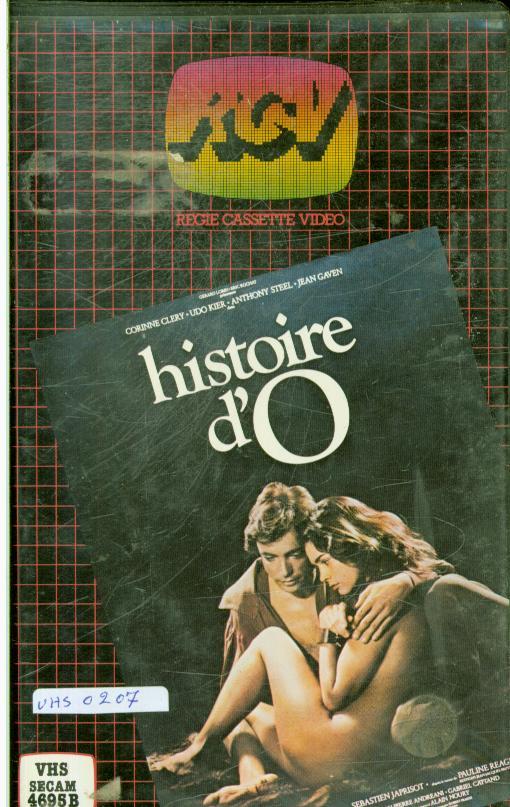 Autres collections  cassettes vhs  erotique