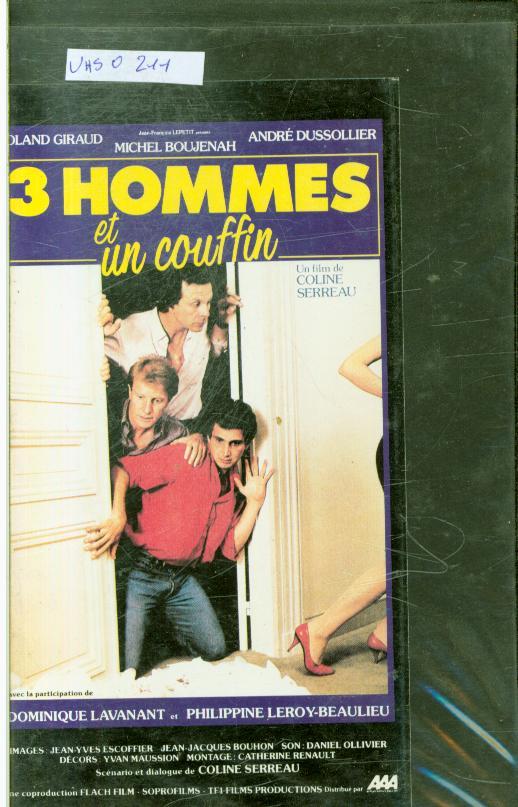 Autres collections Cassettes vhs  comédie