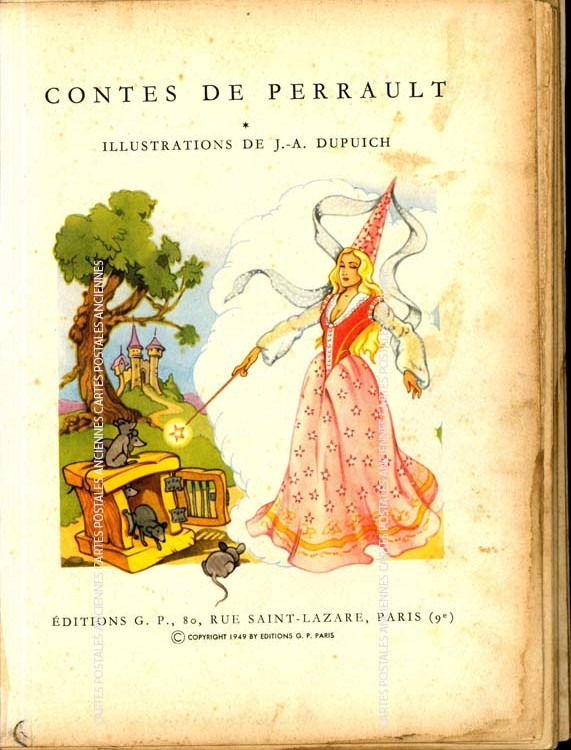 Autres collections Ancient books Edition edtions g.p.