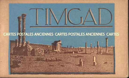 Old postcards lots Lot old postcards algeria