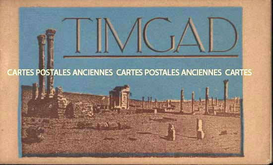 Cartes Postales Anciennes Lots Lot algérie