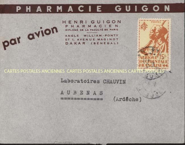 Autres collections  philatélie Stamps postals france Postage stamps collection English postage stamps Sénégal Dakar timbres