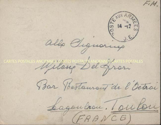 Cartes Postales Anciennes France  Olonne Sur Mer