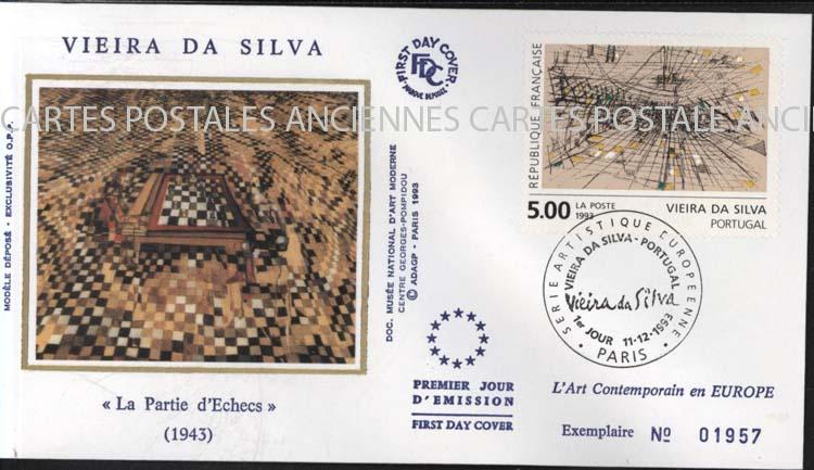 Cartes Postales Anciennes Timbre postaux etranger Timbres portugal Portugal premier jour