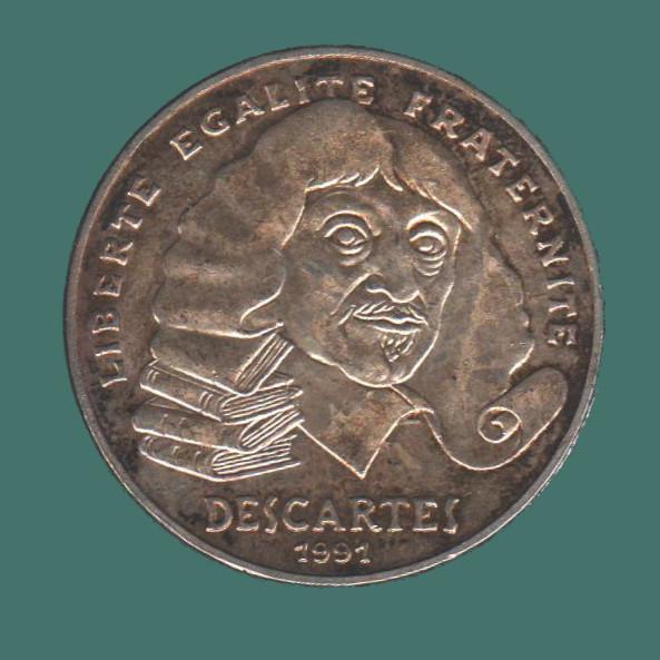Autres collections Of coins France de 100fr argent