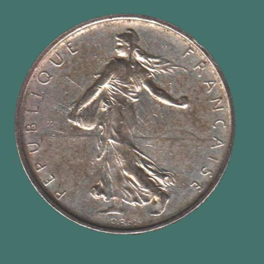Autres collections Of coins France pièces de 5fr argent