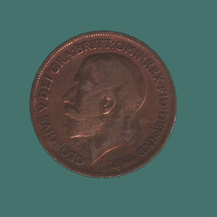 Cartes Postales Anciennes Autres collections    monnaie Pièces monnaie georcivs v