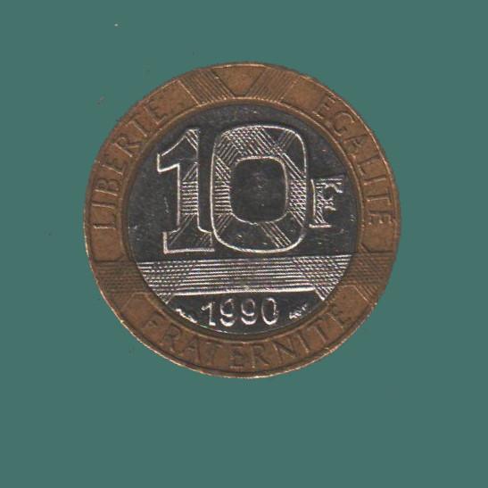 Cartes Postales Anciennes Pièces monnaie