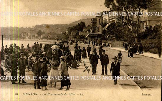 La Promenade du Midi <br>