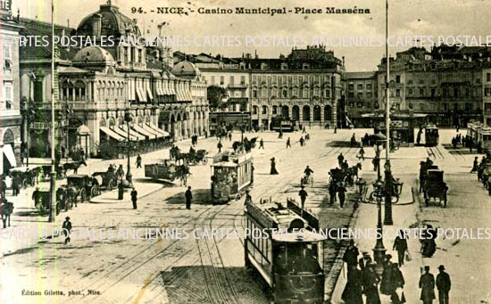 Casino Municipal Place Mass�na.