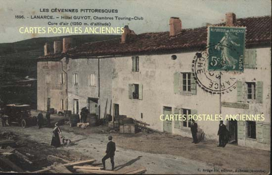 H�tel Guyot 1910<br>