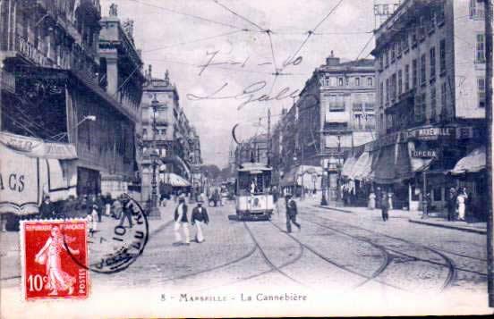 La Cannebi�re