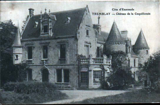 Chateau de la Coquillonaie