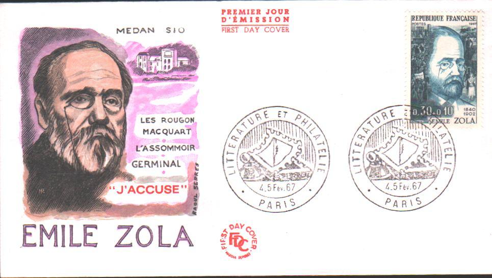 Premier Jour Emission Emile Zola